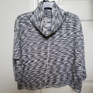 RACHEL Rachel Roy White/Gray Heather Sweater